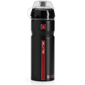 Elite Syssa Bidón 750ml, glossy black